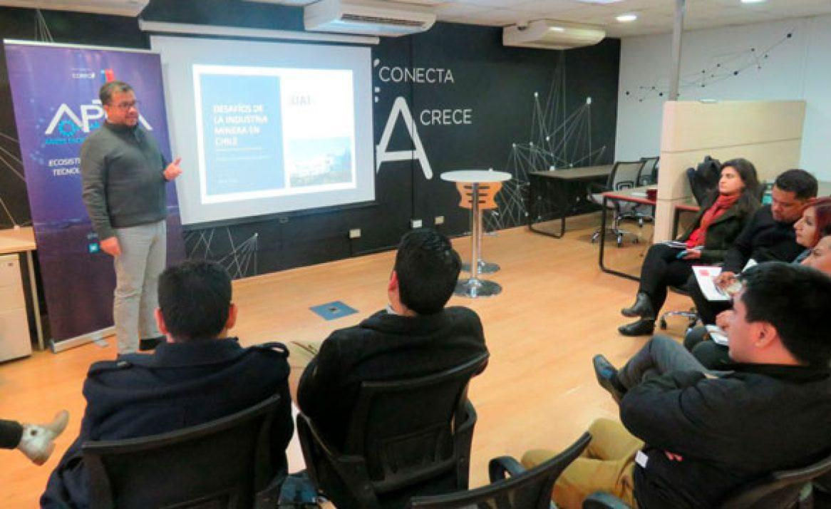 APTA y la Agencia de Promoción Internacional de Perú revisan los desafíos de la minera nacional para el desarrollo de proyectos tecnológicos