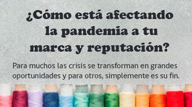 Sector de  moda y diseño: ¿Cómo está afectando la pandemia a tu reputación?
