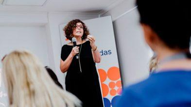 Taller de Narrativa Pública con Comunidad Mujer Google y CORFO