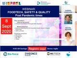 Foodtech, safety & quality post pandemic times